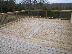 Deck Addition in Walnut Shade, MO