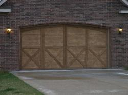 Decorative Garage Door Carpentry in Branson, MO