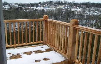 Deck contractor for Branson, MO